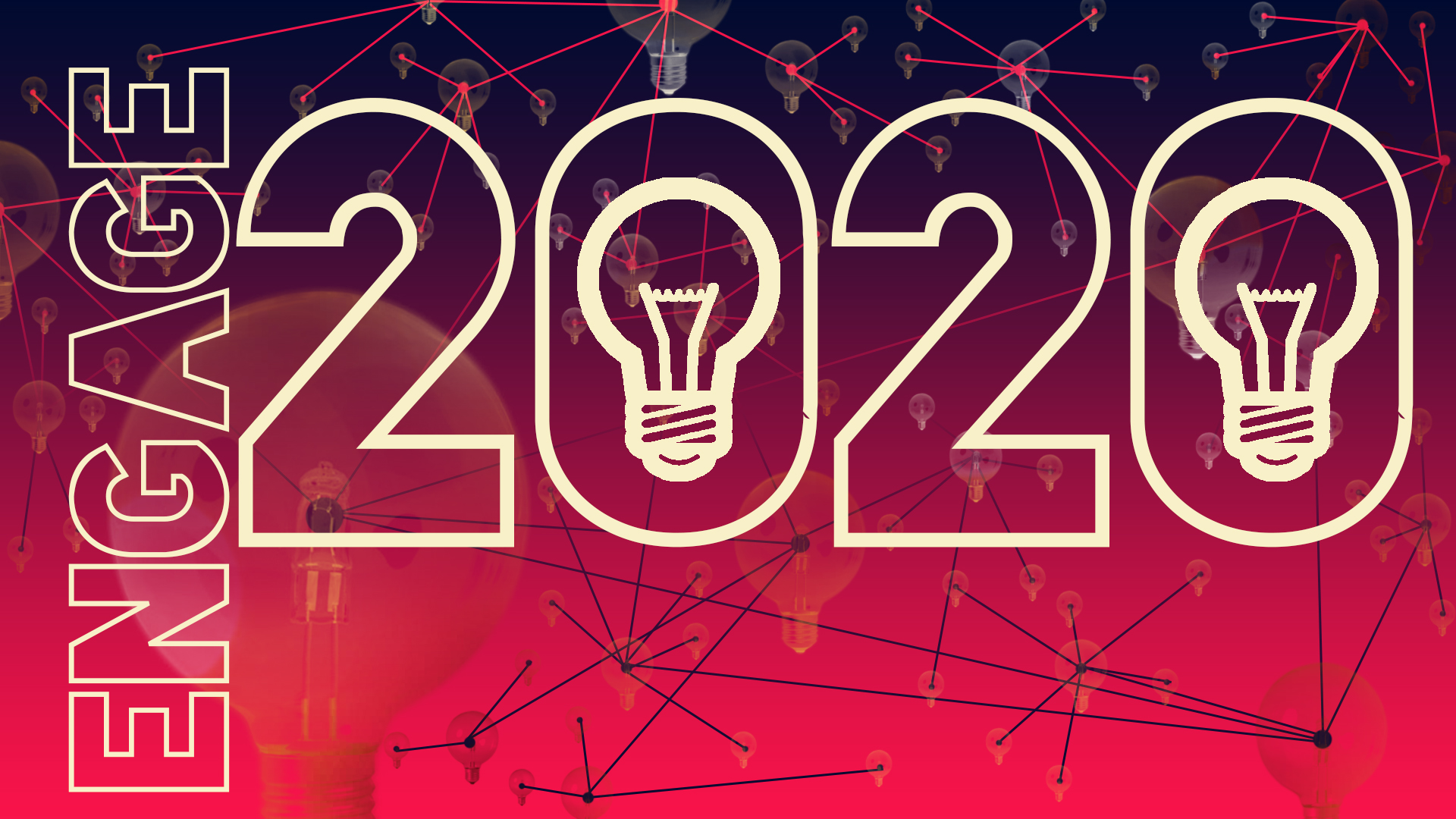 The Road to Engage 2020